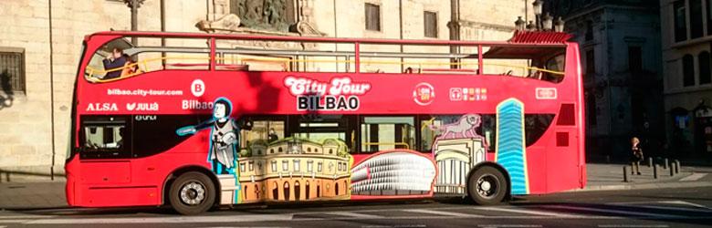 City tours visitas guiadas Bilbao