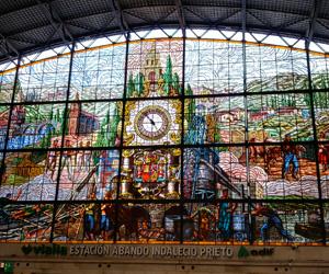 Estación de la Concordia Bilbao visitas gratis