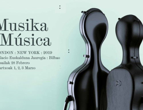 Bilbao acoge el festival Musika: Música 2019