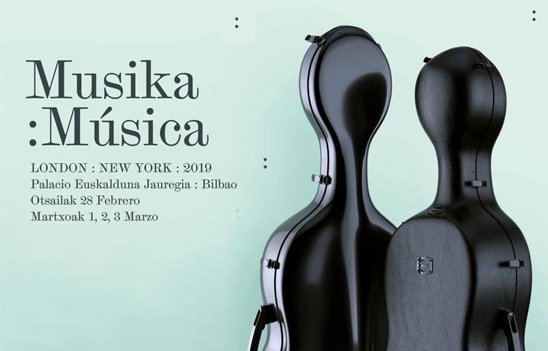Festival Musika Música 2019 Bilbao