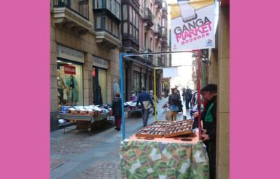 Ganga Market Bilbao febrero 2019