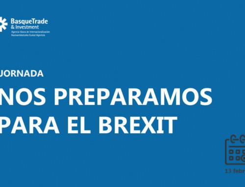 Jornada 'Nos preparamos para el Brexit' – 13 de febrero