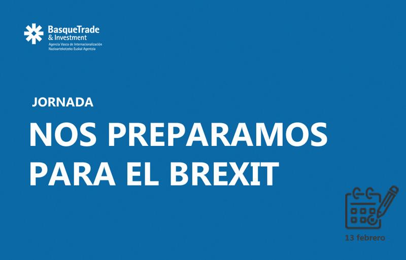 Jornada Brexit Euskalduna Bilbao 2019