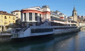 Mercado de la Ribera Bilbao visitas gratis