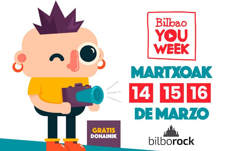 Bilbao You Week 2019