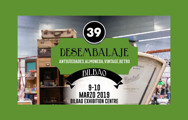 Desembalaje 2019 Bilbao