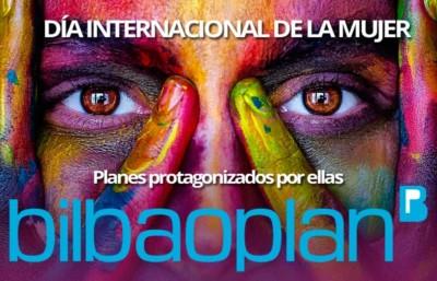 Día Internacional de la Mujer 2019 Bilbao