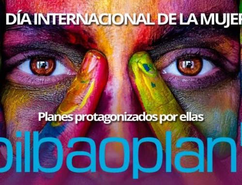 Planes en Bilbao para el Día Internacional de la Mujer