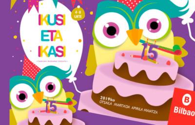 Ikusi eta ikasi 2019 Bilbao