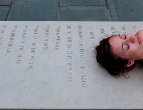 Jenny Holzer en el Museo Guggenheim de Bilbao – hasta el 9 de septiembre