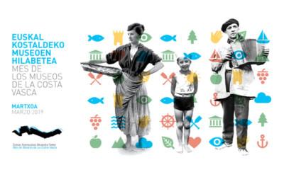 Mes de los Museos de la Costa Vasca 2019 Bilbao