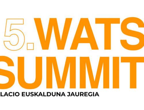 5.WATS SUMMIT: Sport with values – 12 de marzo