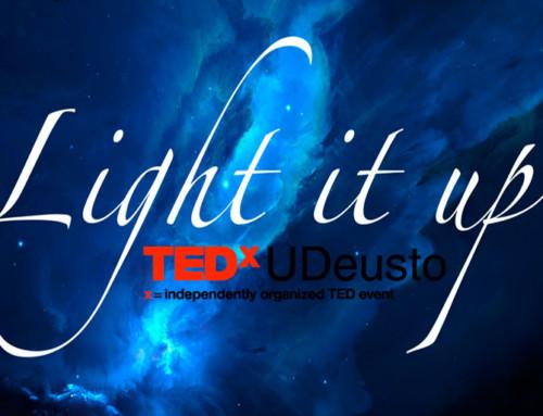 "TEDxUDeusto 2019: ""Light it up!"" – 5 de abril"
