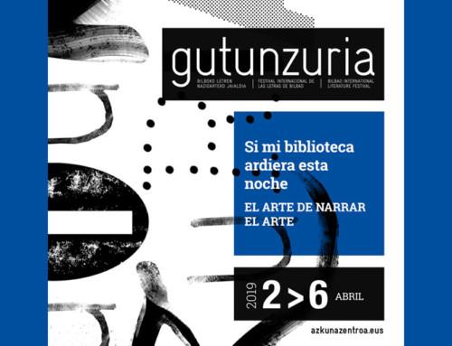 Gutun Zuria 2019 – 2 al 6 de abril