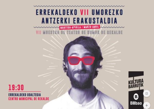 Teatro de humor Rekalde 2019 Bilbao