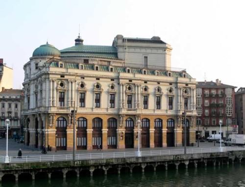 Visita guiada al Teatro Arriaga de Bilbao