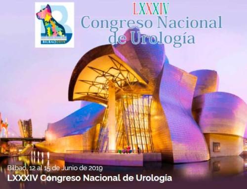 Congreso Nacional de Urología 2019 – 12 al 15 de junio