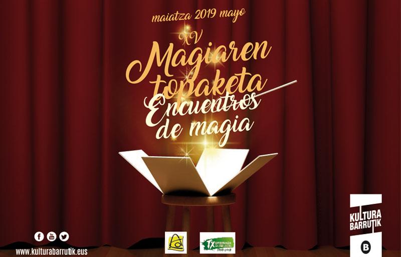 XV Encuentros de Magia 2019 Bilbao