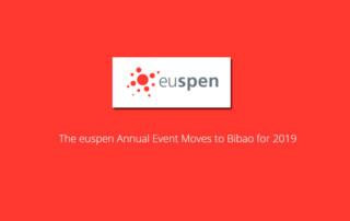 Euspen 2019 Bilbao