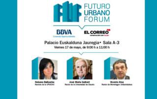 Futuro Urbano Forum Bilbao 2019