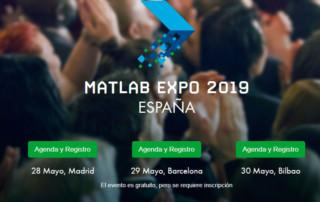 MATLAB EXPO 2019 Bilbao
