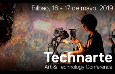 Technarte 2019 Bilbao