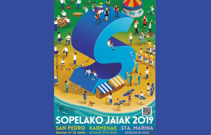 Fiestas de Sopela 2019