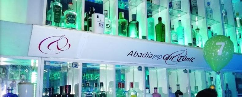 Abadía del Gin Tonic bar de copas en Bilbao