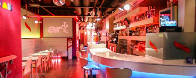 Art Bilbao bar de copas en Bilbao