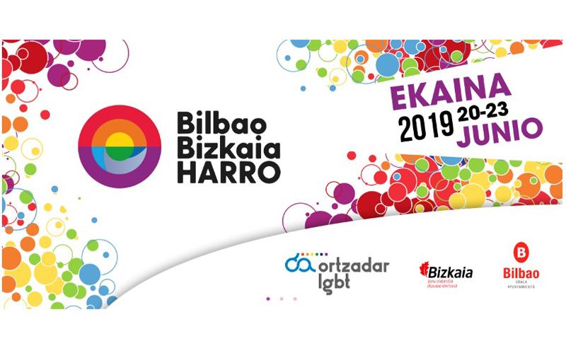 Cartel de Bilbao Bizkaia Pride