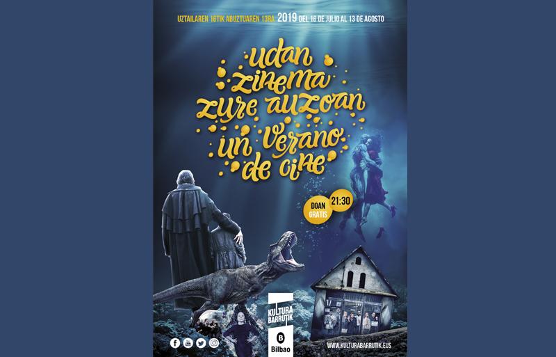 Cine de verano en Bilbao 2019