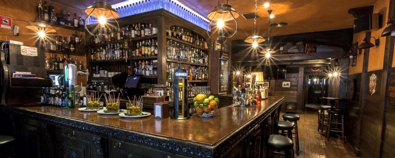 La Carbonería bar de copas en Bilbao
