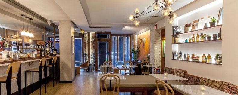 La Mula de Moscú bar de copas en Bilbao