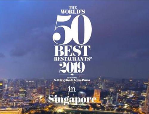 Tres restaurantes de Bizkaia entre los 50 mejores del mundo