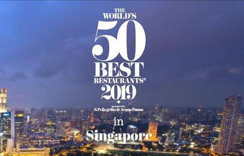 Lista de 50 mejores restaurantes 2019