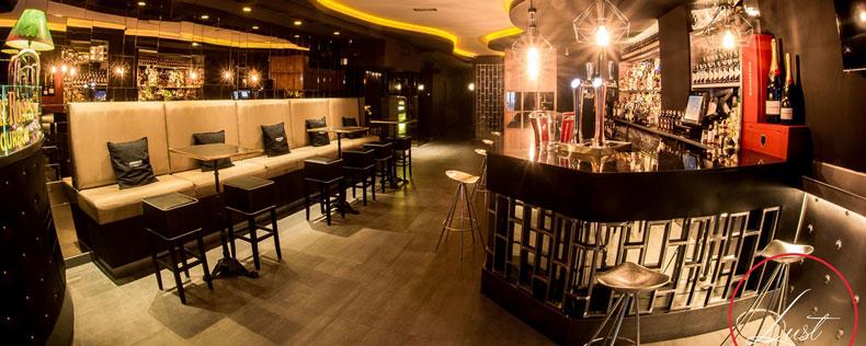Lust bar de copas en Bilbao