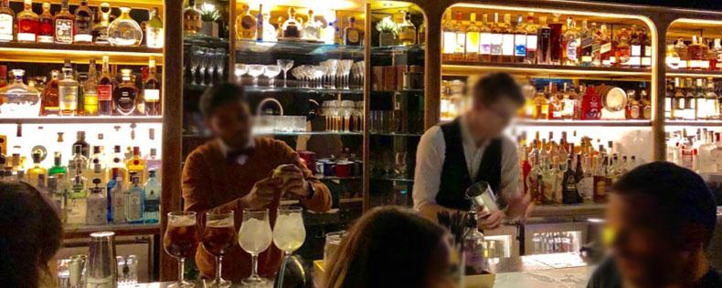 Sumerian, bar de copas en Bilbao