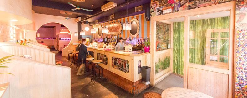 Twiggy bar de copas en Bilbao