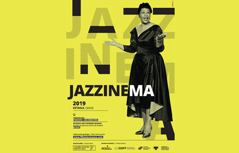 Cartel Jazzinema 2019