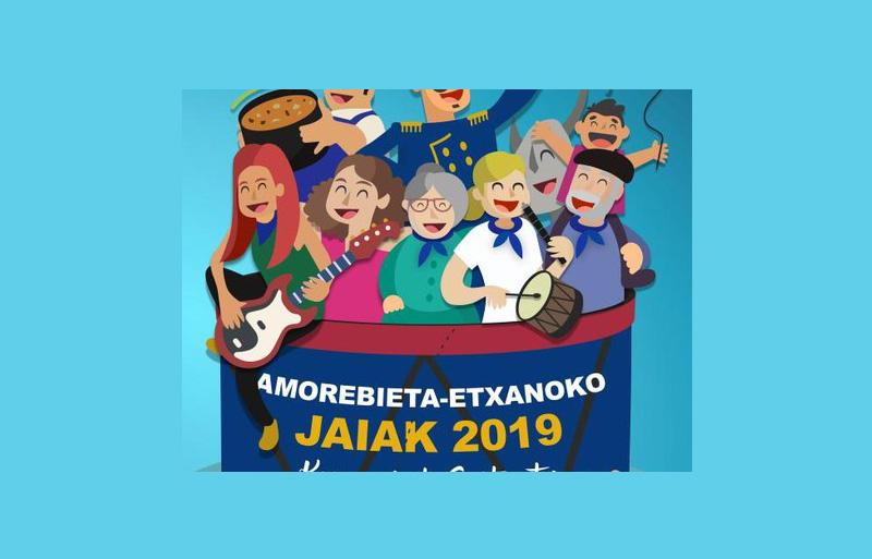 Fiestas de Amorebieta 2019