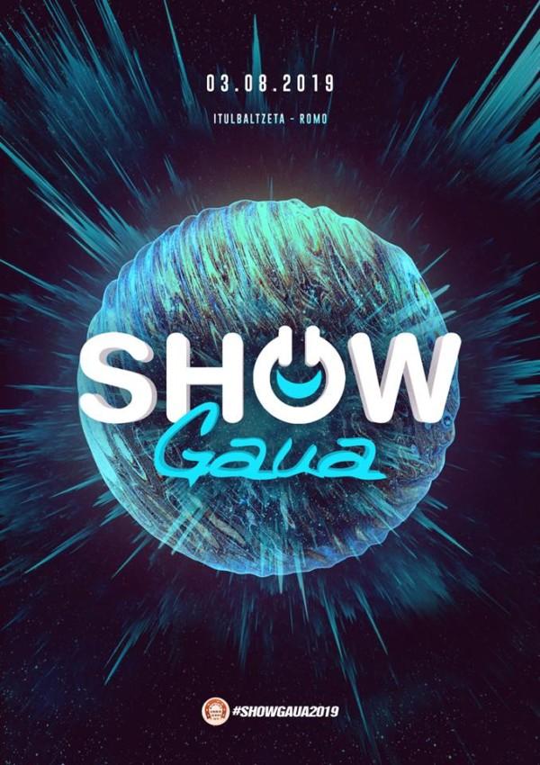show-gaua-romo