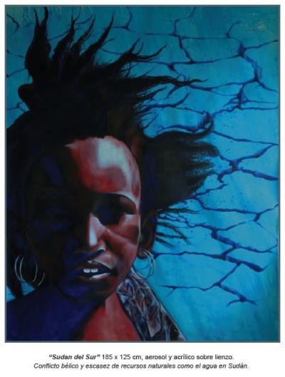 Sudán de Sur Victor Landeta