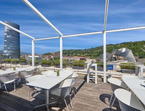 Bilbao y sus terrazas