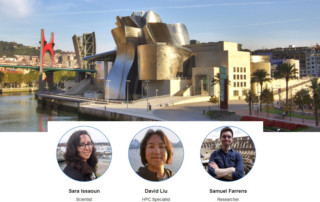 12th European Conference on Python in Science Bilbao