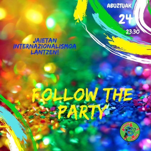 askapeña-follow the party 2019