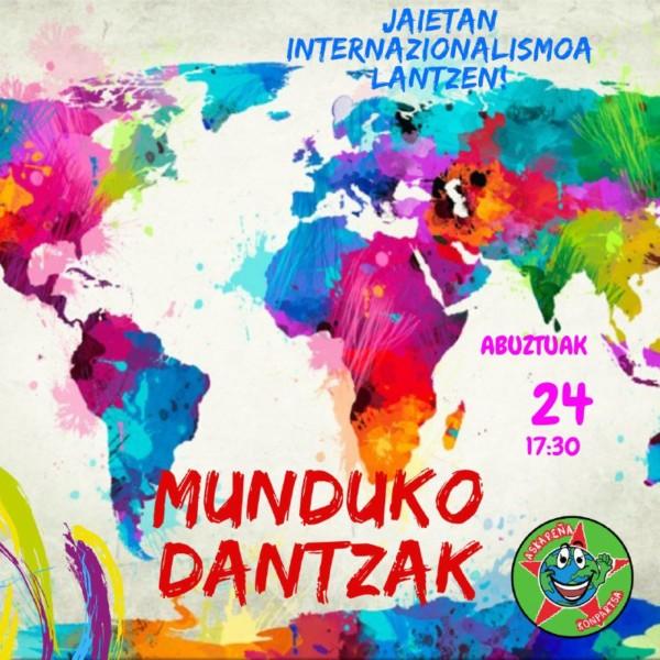 askapeña-munduko dantzak 2019