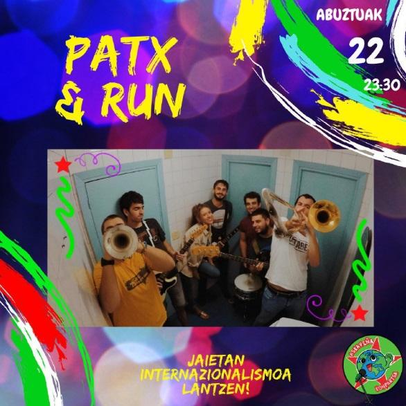 askapeña - patx 2019