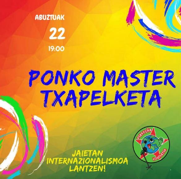 askapeña - ponko 2019