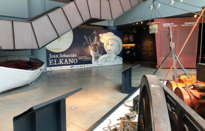 exposicion-elkano-museo-maritimo-bilbao 2019 - 2020