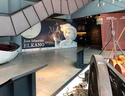 Exposición J.S. Elkano